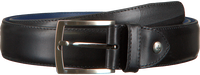 Zwarte FLORIS VAN BOMMEL Riem 75217  - medium