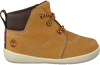 Camel TIMBERLAND Sneakers TREE SPROUT LACE KIDS - small