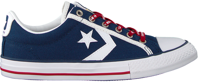 Blauwe CONVERSE Sneakers STAR PLAYER EV OX  - large