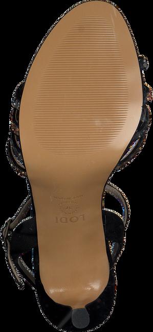 Zwarte LODI Sandalen INRU  - large