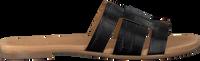 Zwarte OMODA Slippers 179874  - medium