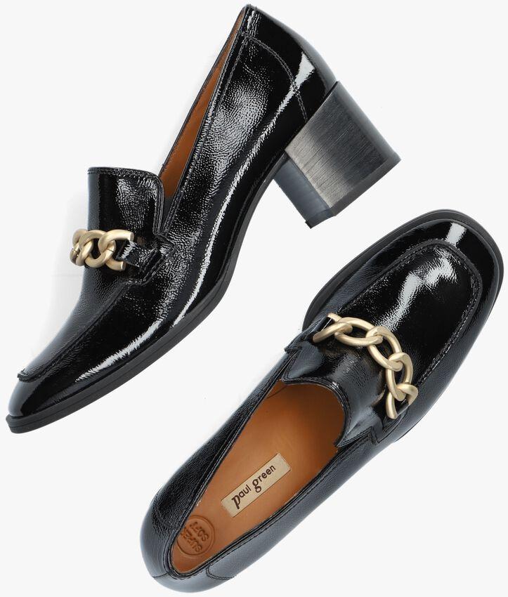 Zwarte PAUL GREEN Loafers 2887  - larger