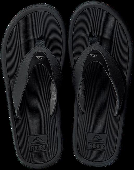 Zwarte REEF Slippers MODERN MEN  - large