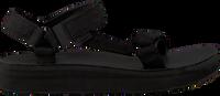 Zwarte TEVA Sandalen W MIDFORM UNIVERSAL  - medium