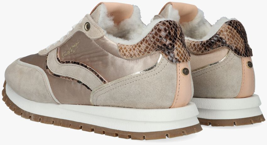 Witte FRED DE LA BRETONIERE Sneakers FRS1145  - larger