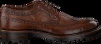 Cognac MAZZELTOV Nette schoenen 9065  - medium