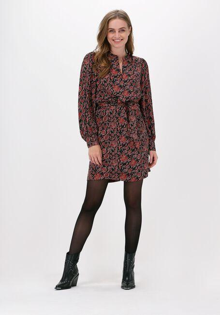 Multi SCOTCH & SODA Mini jurk PRINTED MINI DRESS WITH WAIST  - large