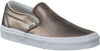 Bronzen VANS Slip-on sneakers  CLASSIC SLIP ON WMN - small