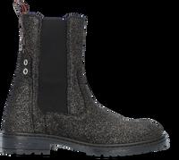 Zilveren RED-RAG Chelsea boots 12118  - medium