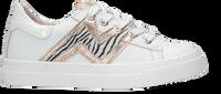 Witte RED-RAG Lage sneakers 12124 - medium