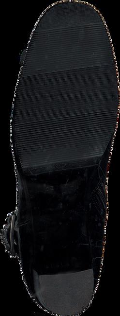 Zwarte NOTRE-V Enkellaarsjes 166\01  - large
