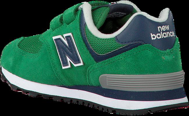 Groene NEW BALANCE Sneakers YV574/IV574 - large