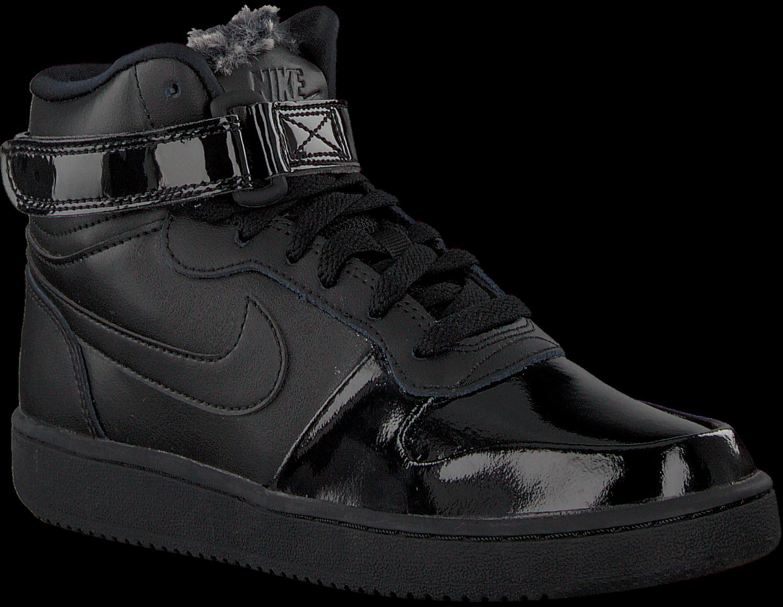 Zwarte NIKE Sneakers EBERNON MID PREM WMNS | Omoda