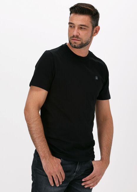 Zwarte ANERKJENDT T-shirt AKROD T-SHIRT NOS - large