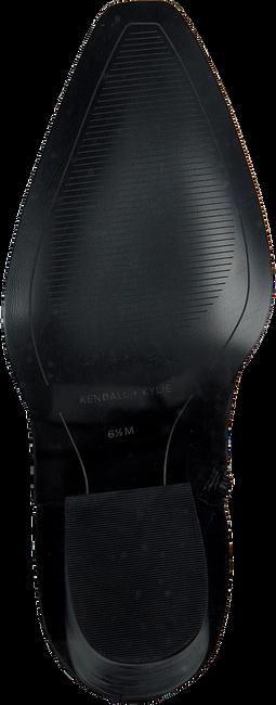 Zwarte KENDALL & KYLIE Enkellaarsjes KKCLIVE - large