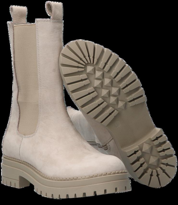 Grijze NOTRE-V Chelsea boots 753090  - larger
