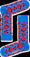 Blauwe HAPPY SOCKS Sokken COMIC RELIEF - medium