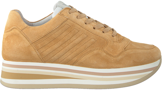 Camel VIA VAI Lage sneakers MILA BOW - large