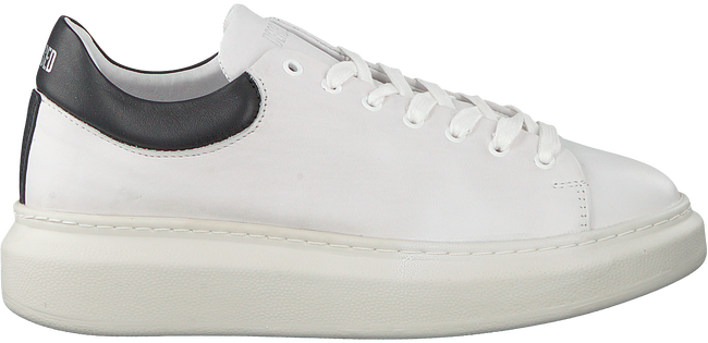 Witte DEABUSED Sneakers ALEXANDRA - large