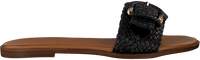 Zwarte NOTRE-V Slippers 443019  - medium
