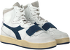 Witte DIADORA Hoge sneaker MI BASKET USED  - small
