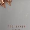 Grijze TED BAKER Handtas CLEOCON - small