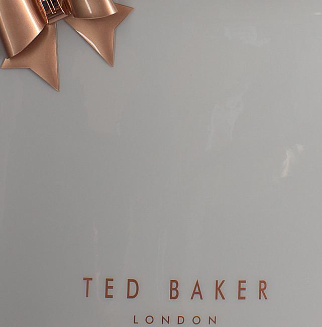 Grijze TED BAKER Handtas CLEOCON - large