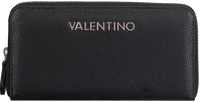 Zwarte VALENTINO HANDBAGS Portemonnee DIVINA ZIP AROUND WALLET  - medium