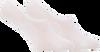 Witte TOMMY HILFIGER Sokken TH WOMEN FOOTIE 2P  - small