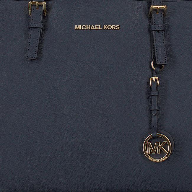 Blauwe MICHAEL KORS Shopper T Z TOTE - large