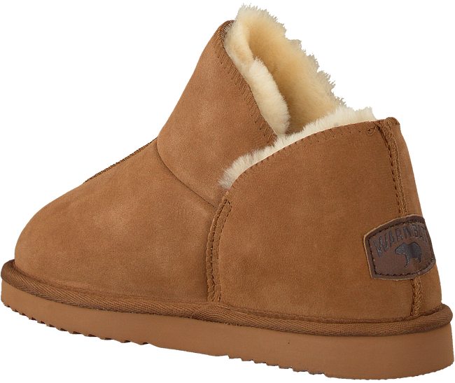 Cognac WARMBAT Pantoffels WILLOW - large