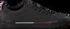 Zwarte TOMMY HILFIGER Sneakers CORPORATE SNEAKER  - small