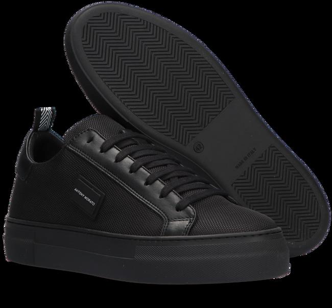Zwarte ANTONY MORATO Lage sneakers MMFWO1394  - large