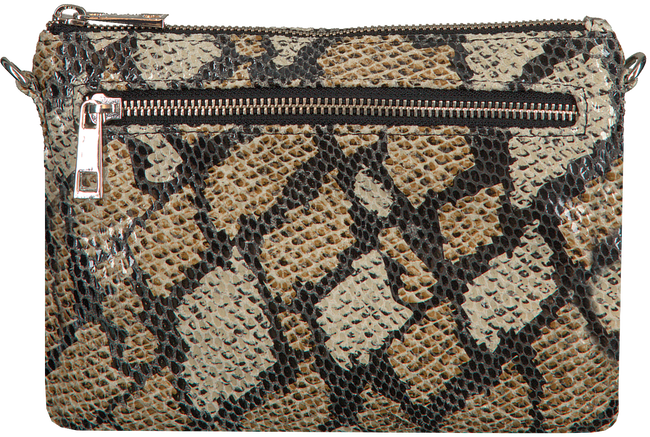 Beige DEPECHE Schoudertas 13732 SMALL BAG CLUTCH  - large