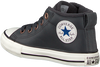 Zwarte CONVERSE Sneakers STREET RED ROVER-MID  - small