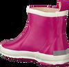 Roze BERGSTEIN Regenlaarzen CHELSEABOOT  - small