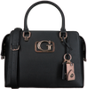 Zwarte GUESS Handtas ANNARITA GIRLFRIEND SATCHEL  - small