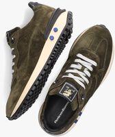 Groene FLORIS VAN BOMMEL Lage sneakers 16484  - medium