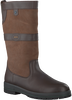 Bruine DUBARRY Lange laarzen KILDARE HEREN  - small