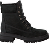 Zwarte TIMBERLAND Veterboots COURMAYEUR VALLEY YB  - small