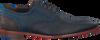 Blauwe FLORIS VAN BOMMEL Nette schoenen 19300  - small