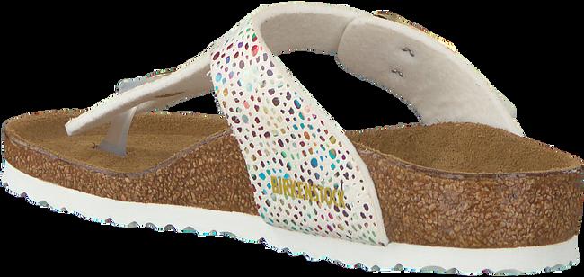 Witte BIRKENSTOCK Slippers GIZEH KIDS  - large