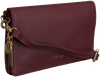 Rode LOULOU ESSENTIELS Schoudertas 08POUCH - small
