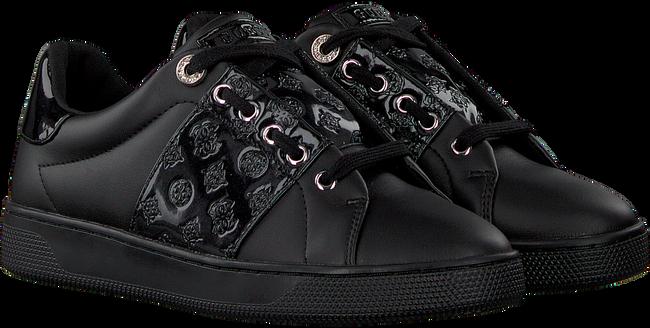 Zwarte GUESS Lage sneakers REJEENA  - large