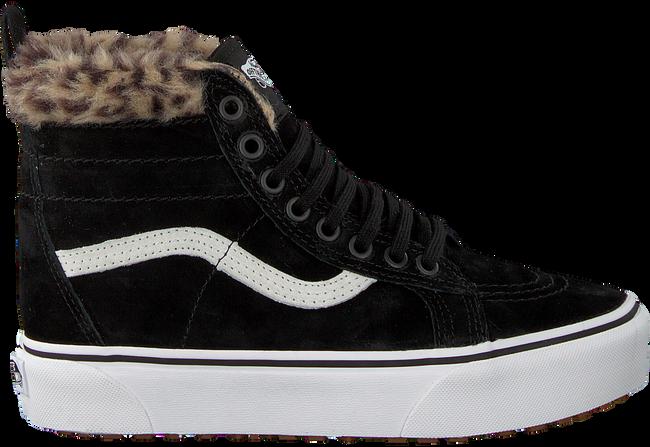 Zwarte VANS Sneakers SK8 HI PLATFORM  - large