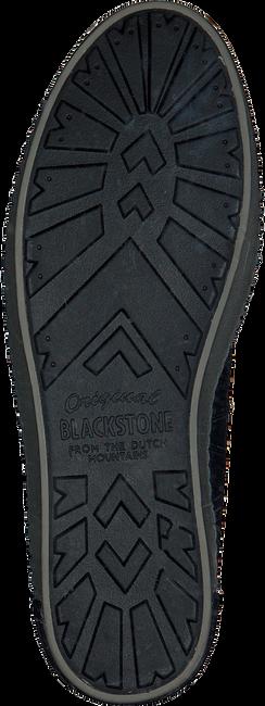 Zwarte BLACKSTONE Enkelboots AM02  - large