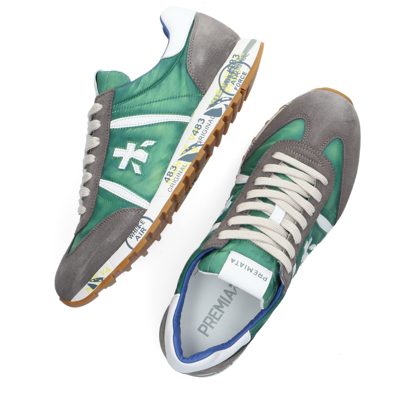 Groene PREMIATA Sneakers LUCY  - larger