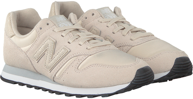 Witte NEW BALANCE Sneakers WL373 DAMES  - large