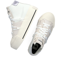 Witte DIESEL Hoge sneaker ASTICO S-ASTICO DSL MY WEDGE  - medium