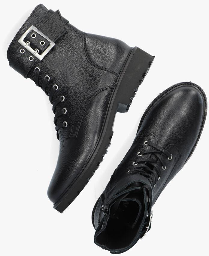 Zwarte TANGO Biker boots BEE 524  - larger